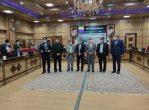 شرکت آب منطقه ای استان در شاخص های عمومی و اختصاصی گروه زیر بنایی و توسعه زیرساخت حایز رتبه برتر شد.
